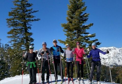 Tahoe Cross Country Center, Cross Country Ski Rentals