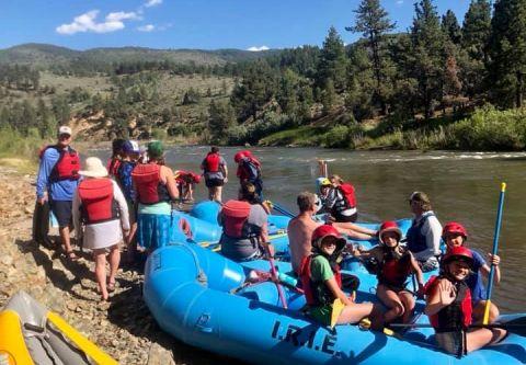 IRIE Rafting, Custom River Trips