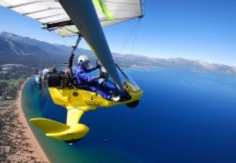 Hang Gliding Tahoe, AROUND LAKE TAHOE Hang Gliding