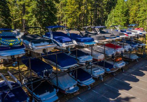 Sunnyside Water Sports, Year-Round Storage