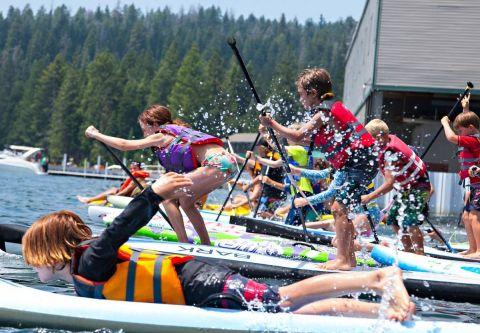 Waterman's Landing, Junior Waterman Youth Programs