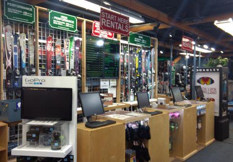 Powder House Ski & Snowboard, Ski & Snowboard Rentals