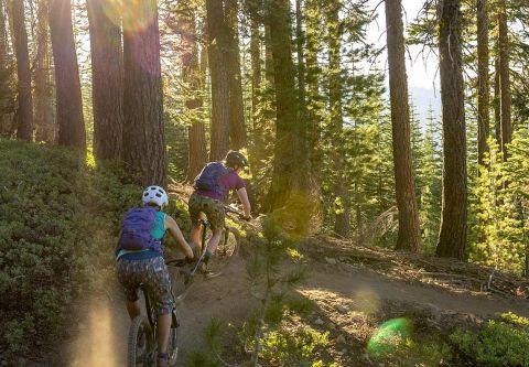 Tahoe Donner, Bike Rentals