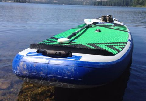 The Back Country, Paddleboard Rentals