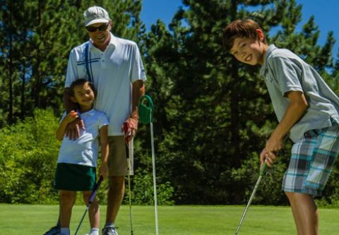 The Golf Courses at Incline Village, Sunday Family Fun Days