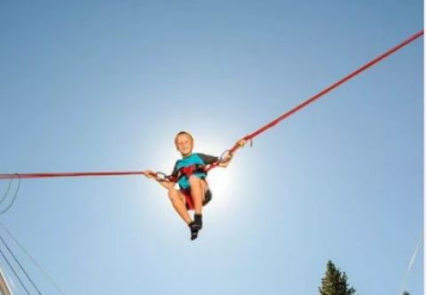 Northstar California Resort, Bungee Trampoline