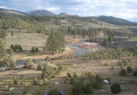 IRIE Rafting, Raft the Carson River