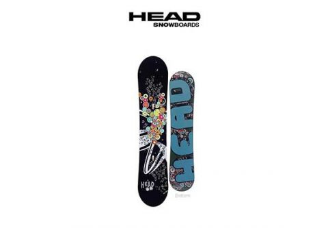 Powder House Ski & Snowboard, Child Snowboard Package