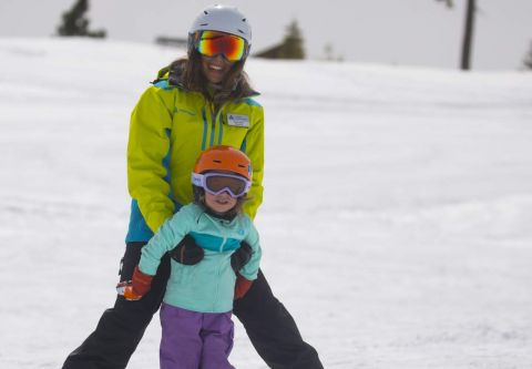 Tahoe Donner, Private Ski or Snowboarding Lessons