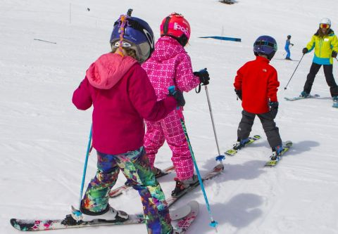 Tahoe Donner, Group Ski Lesson Package