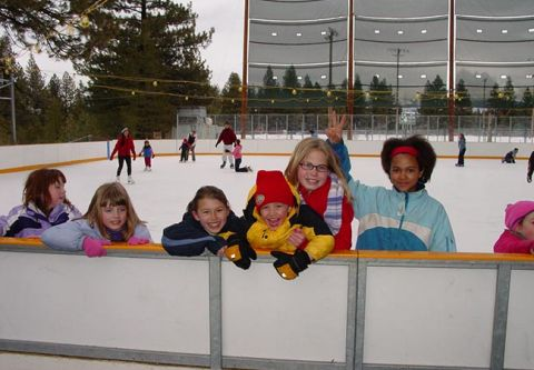 Truckee Ice Rink, Ice Skating Lessons