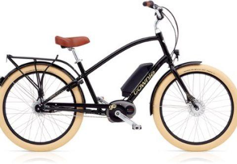 Olympic Bike Shop, E-Bike**