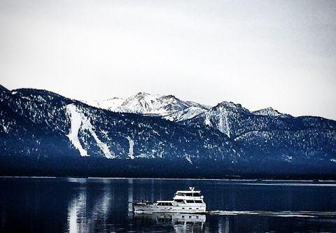 Tahoe Bleu Wave, Emerald Bay Evening Lunch Cruise
