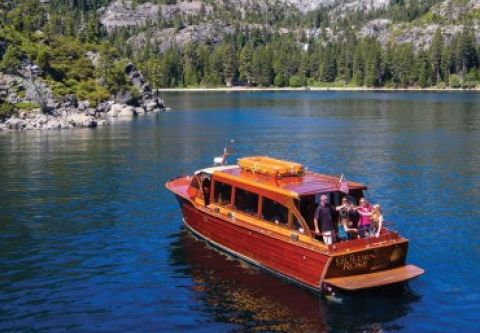 Tahoe Tastings, Mid - Day Wine Tasting Cruise