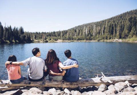 Northstar California Resort, Scenic Hiking