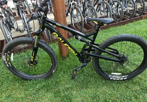Anderson's Bicycle Rental, Full Suspension & Fat Tire Mountain Bikes