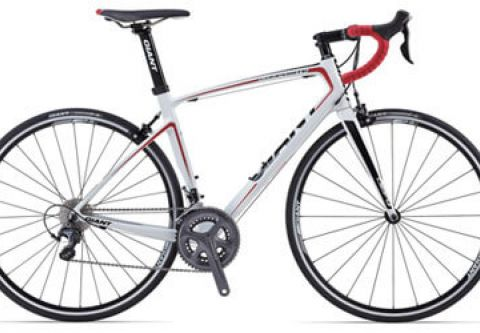 South Shore Bikes, Demo Road Bike Rentals - Giant Defy Composite