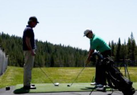 Tahoe Donner Golf Course, Full Swing Fairway Woods and Driver Clinic