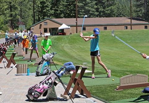 The Golf Courses at Incline Village, Junior Golf Programs