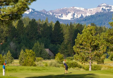 Northstar California Resort, Golf Course at Northstar California