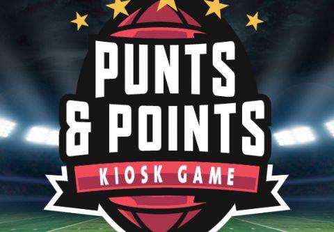Hard Rock Hotel & Casino, Punts & Points Kiosk Game