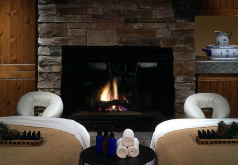 Stillwater Spa & Salon, Couples Fireside Romance