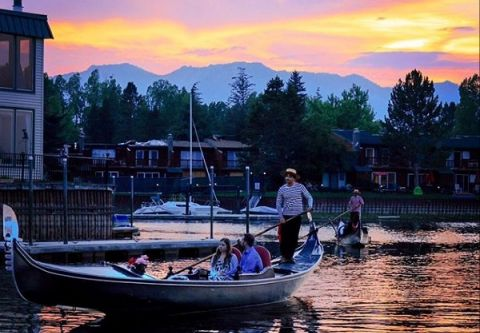 Tahoe Amore, Sunset Cruise
