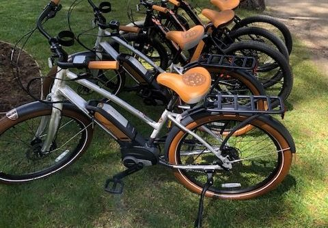 Anderson's Bicycle Rental, Electric Bike Rentals