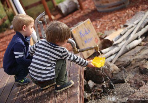 KidZone Museum, Nature Play Area