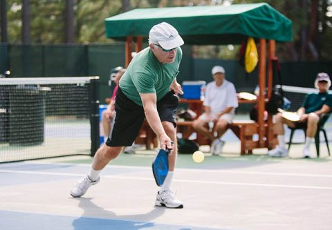 Incline Village Recreation & Tennis Center, Pickleball at the Incline Village Tennis Center