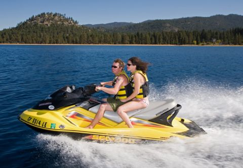 Camp Richardson Resort, SeaDoo & Waverunners Rentals