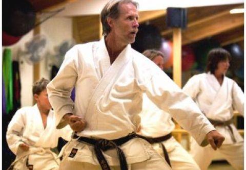 Incline Village Recreation & Tennis Center, Shotokan Karate with Gregg Henrickson