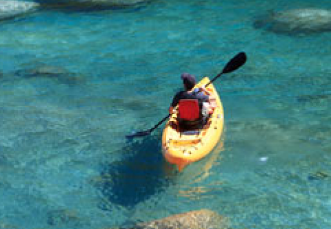 Tahoe Sports Hub, Kayak Rentals
