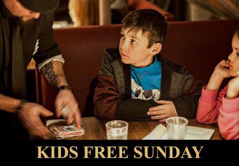 The Loft Theatre, Kids Free Matinee for Magic Fusion