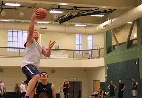 Truckee Donner Recreation & Park District, Drop-In Basketball