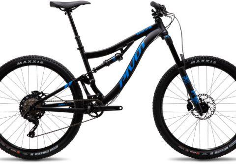 South Shore Bikes, Demo Mtn. Bike Rantal - Pivot Mach 6 27.5