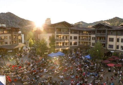 The Village at Squaw Valley, Live Music