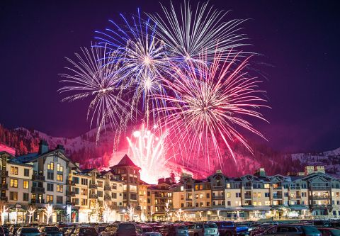 The Village at Squaw Valley, Events