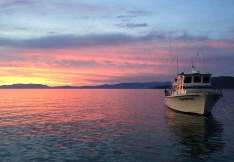 Tahoe Sport Fishing, Morning 5-Hour Public Fishing Trip