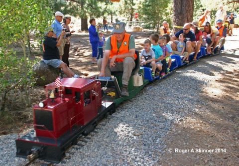 Truckee Donner Recreation & Park District, Truckee River Railroad