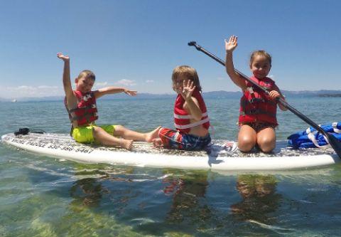 Incline Village Recreation & Tennis Center, Summer Paddle Sport Camp