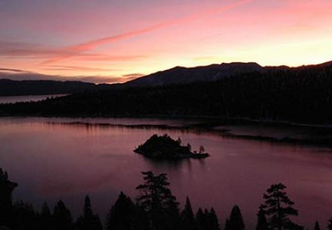 Sierra State Parks Foundation, Emerald Bay State Park