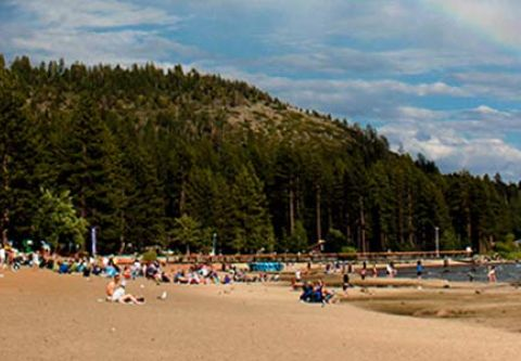Sierra State Parks Foundation, Kings Beach State Recreation Area