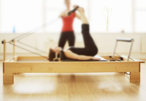 Tahoe Forest Health System, Pilates - Mat & Reformer Classes