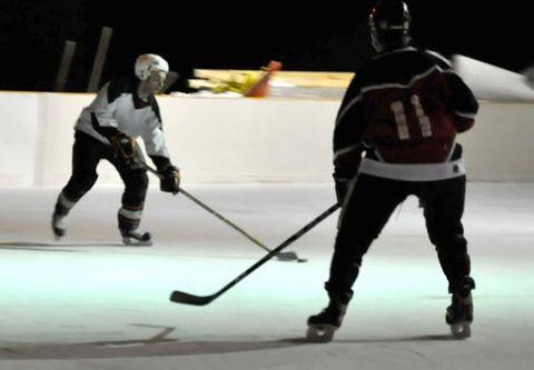 Truckee Ice Rink, Hockey Drop-In