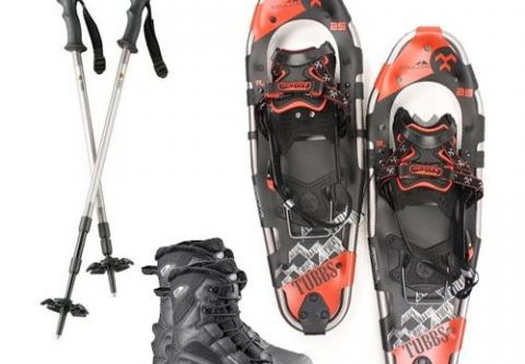 Tahoe Dave's, Snowshoe Rental Packages
