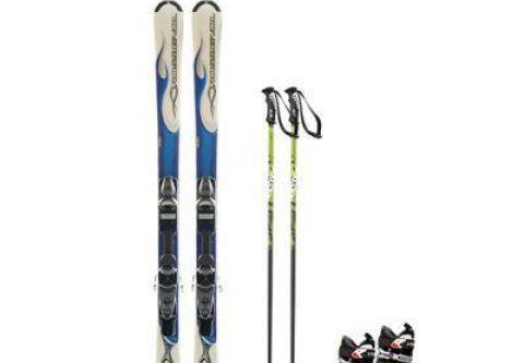 Tahoe Sports Hub, Ski Rental Package