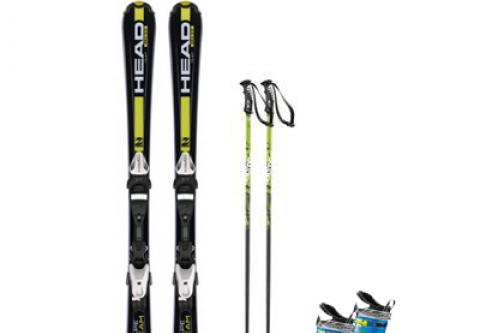 Tahoe Sports Hub, Kids Ski Rental Package