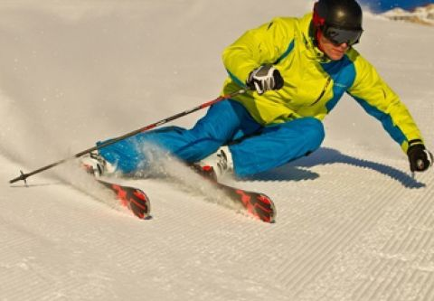 Village Ski Loft, Groomed Snow Demo Skis