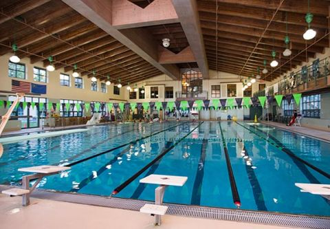 Incline Village Recreation & Tennis Center, Indoor Pool & Sauna